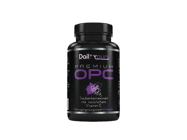 Dailyyours Premium OPC mit Vitamin C