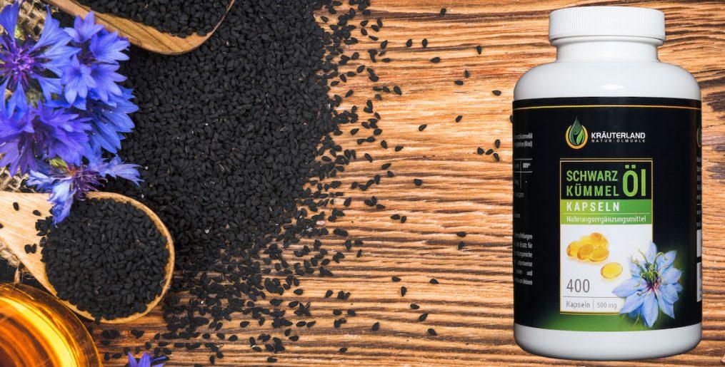 Hochwertiges Schwarzkümmelöl in Al-Baraka-Qualität!