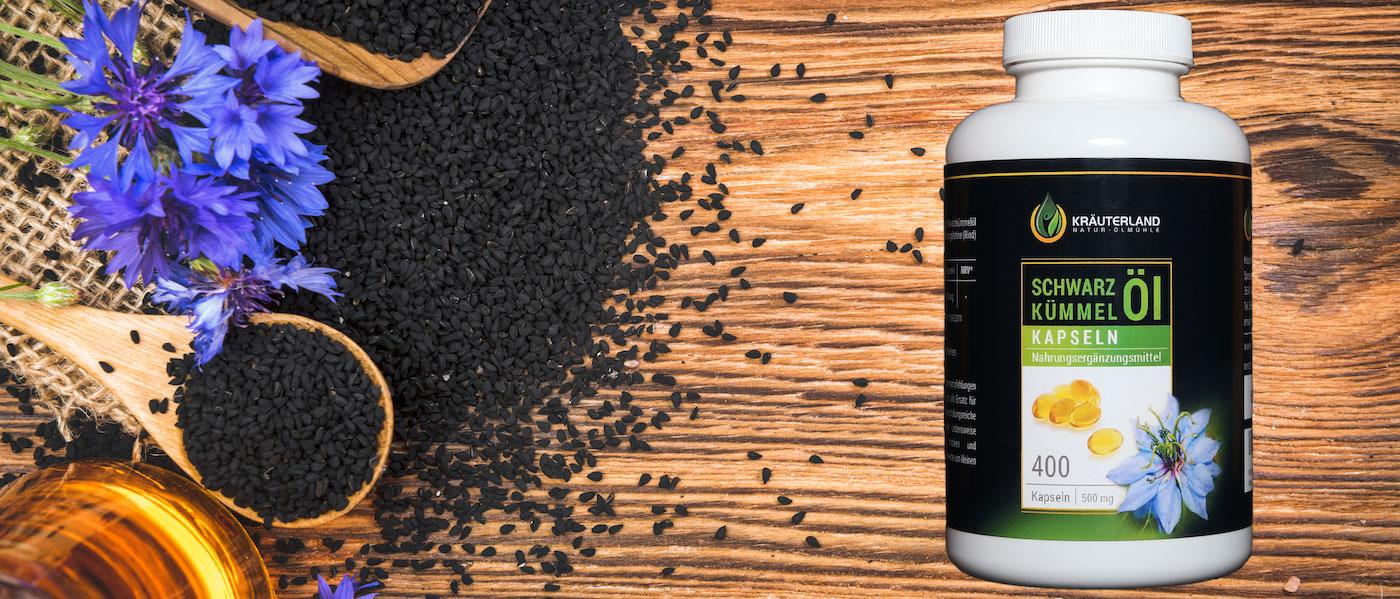 Ägyptisches Schwarzkümmelöl in Al-Baraka-Qualität!