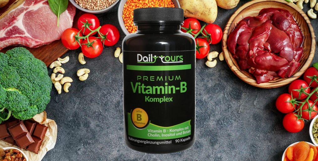 Für starke Nerven und einen gesunden Stoffwechsel